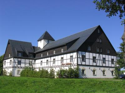 Landhotel Altes Zollhaus - Laterooms