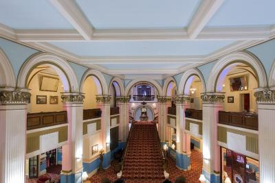 The Grand Hotel Scarborough  – A Grand Entertainment Hotel - Laterooms