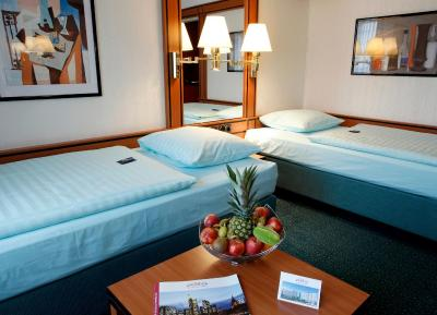 Hotel AMADEUS Frankfurt - Laterooms