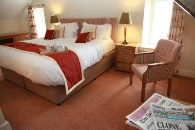 Three Salmons Hotel - Laterooms