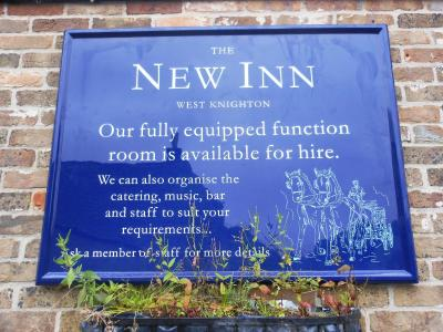 New Inn - Dorchester - Laterooms