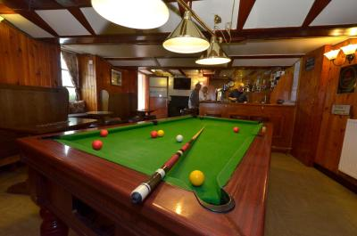 The Auld Cross Keys Inn - Laterooms