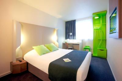 Campanile Hotel Lille Euralille - Laterooms