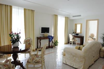 Hotel Villa Fraulo - Laterooms