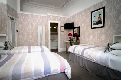 Cherrytree Villa Guest House - Laterooms