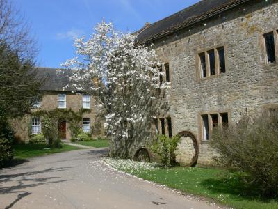 Haselbury Mill - Laterooms