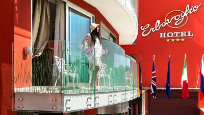 Erbavoglio Hotel - Laterooms