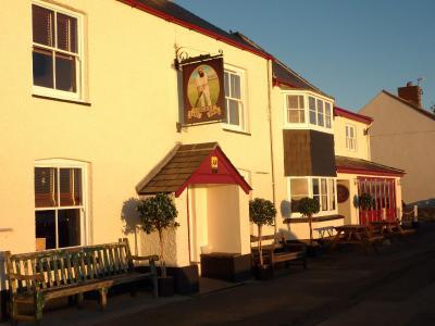 The Cricket Inn - Laterooms