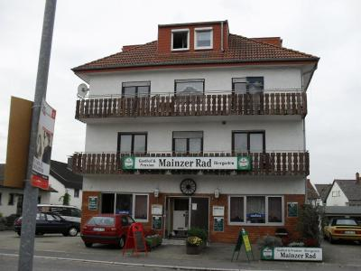 Pension Mainzer Rad - Laterooms