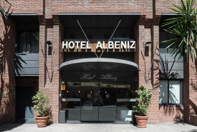 Catalonia Albeniz - Laterooms