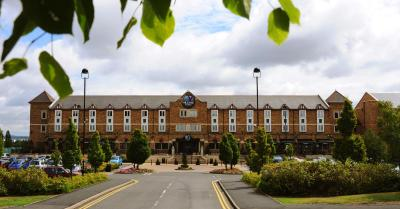 Village Hotel Birmingham Dudley - Laterooms