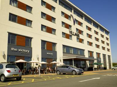 Village Hotel Swansea - Laterooms