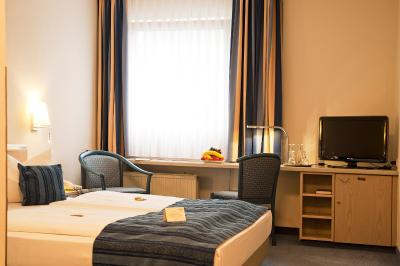 Hotel NOVALIS Dresden - Laterooms
