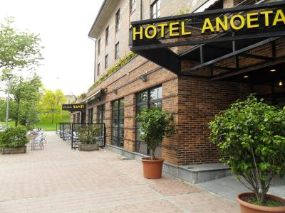 Hotel Anoeta - Laterooms