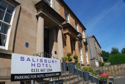 The Salisbury Hotel - Laterooms