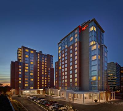 Hampton Inn by Hilton Halifax Downtown - Laterooms