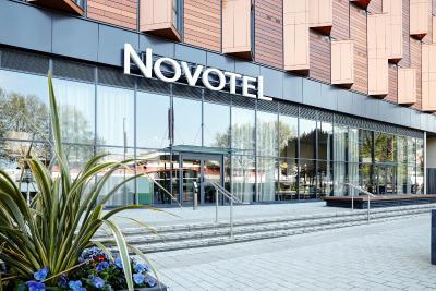 Novotel London Wembley - Laterooms