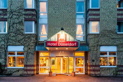 Arcadia Dusseldorf - Laterooms