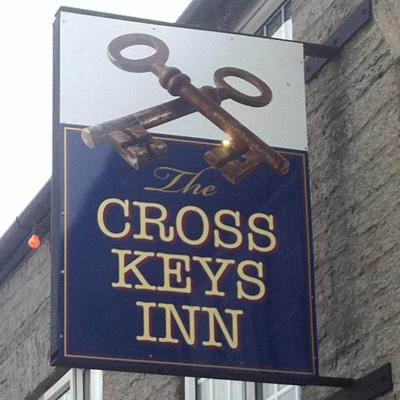 Cross Keys Inn - Laterooms