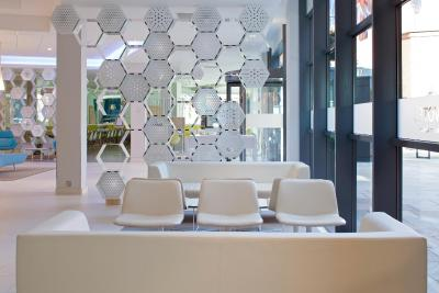 Novotel Manchester City Centre - Laterooms