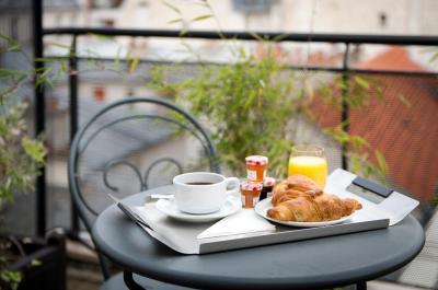 Classics Hotel Bastille - Laterooms
