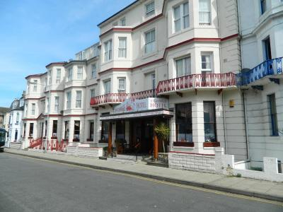 Comfort Hotel Great Yarmouth - Laterooms