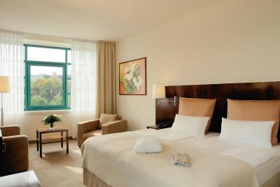 ABION Spreebogen Waterside Hotel - Laterooms