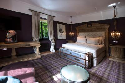 Glazebrook House Hotel - Laterooms