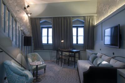 Hotel D'Aubusson - Laterooms