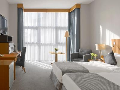 Radisson Blu Hotel Belfast - Laterooms