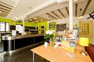 YHA Ironbridge - Coalport - Laterooms