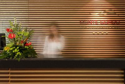 Monte Gordo Hotel Apartamentos & Spa - Laterooms