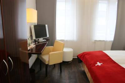 Helvetia Hotel Munich City Center - Laterooms