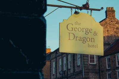 George & Dragon Inn - Laterooms