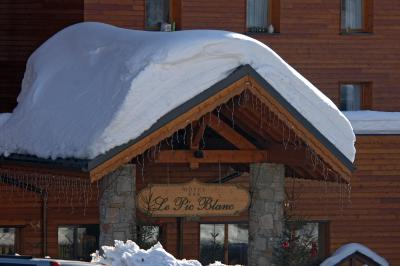 Le Pic Blanc - Laterooms