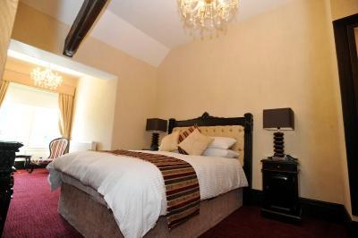 Lyons Nant Hall Hotel - Laterooms