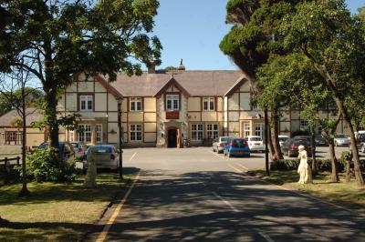 Lyons Nant Hall Hotel - Laterooms