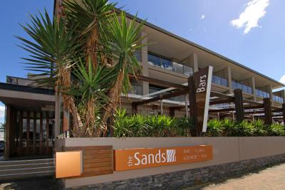 Quality Hotel Sands - Laterooms