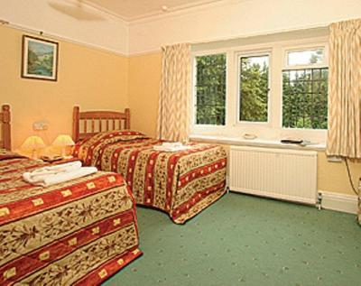 Alison Park Hotel - Laterooms