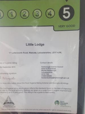 Little Lodge - Laterooms