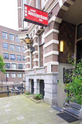 Hotel de Paris Amsterdam - Laterooms