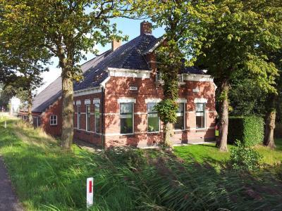 Groningen Buiten Bed & Breakfast - Laterooms