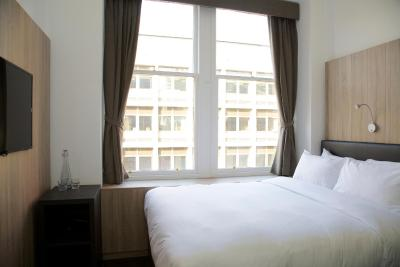The Z Hotel Glasgow - Laterooms