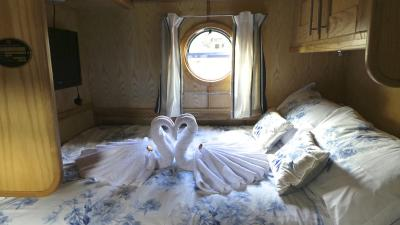 Houseboat Hotels - Laterooms