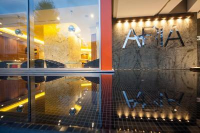 Hotel Aria - Laterooms