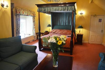 Castle of Comfort Hotel - Laterooms