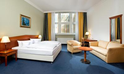 City Hotel Berlin Mitte - Laterooms
