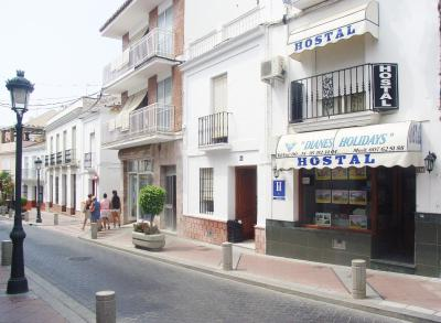 Hostal Dianes - Laterooms