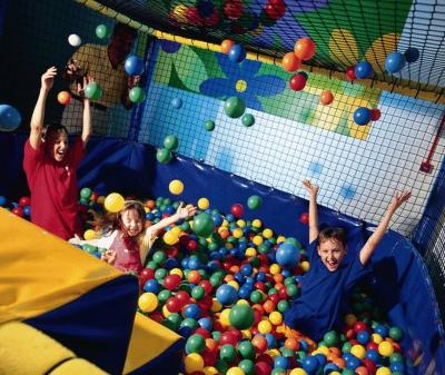 Pontins - Prestatyn Sands Holiday Park - Laterooms