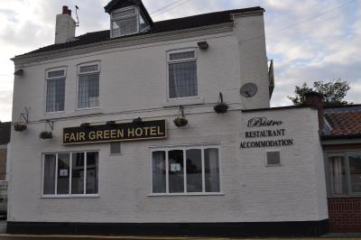 The Fair Green Hotel - Laterooms